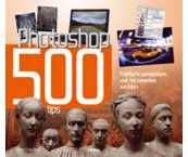 Boek 500 Tips voor Photoshop