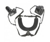 Op/Tech Dual Harness Strap Regular Black
