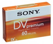 Sony mini DV 60 min