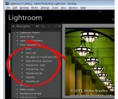 Workshop Lightroom